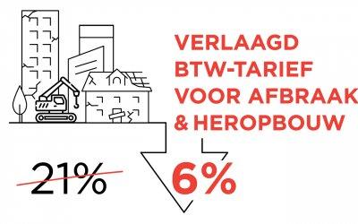 De Weverij te koop aan 6% btw!